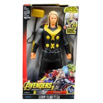 Thor Action Figure Model With LED Light And Sound