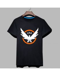 Tom Clancy's The Division T-shirt Summer Tee Shirt
