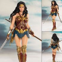 DC Wonder Woman PVC Action Figure Model Statue