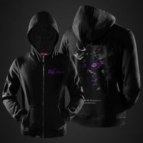 World of Warcraft Illidan Stormrage Zipper Hoodie