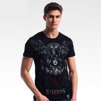 World of Warcraft Sylvanas Windrunner Printed T-Shirt