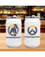 400ml Stainless Steel Overwatch logo water bottle cup
