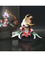 14CM Akali LOL Doll PVC Action Figure