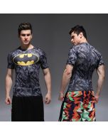 Batman Fitness T-Shirt - Men's