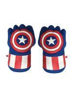 Captain America Gloves Plush Toy Dolls