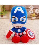 Captain America Plush Soft Stuffed Toys Doll