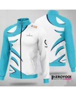 Damwon Gaming Player Full Zip Jacket Outerwear