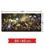 Dota 2 Extra Large Gaming Mouse Pad Extra Long Mouse Mat