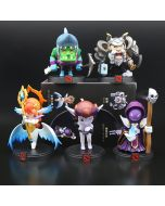 DOTA 2 Hero Demihero Action Figure Set