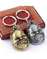 Dota 2 Pudge Mask Key Chain