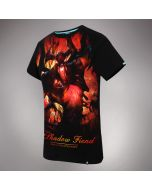 DOTA 2 Shadow Fiend SF Graphic Design T Shirt