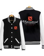 "DOTA 2 ""THE International"" Jacket & Sweatshirt"
