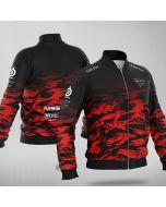 FaZe Clan Player Jacket Full-zip Outerwear