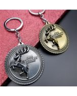 Game Of Thrones House Baratheon keychain