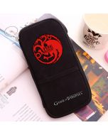 Game Of Thrones House Targaryen Pencil Case