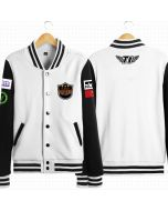 League of Legends Team SKT  (SK telecom t1) Baseball Coat