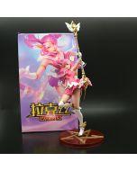 Lux League of Legend Action Figure Statue