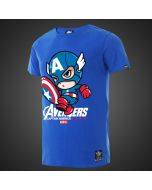 Marvel Captain America Tee Shirt - Men's