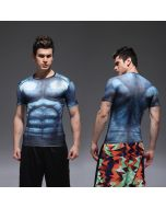 Marvel Rhino Fitness T-Shirt - Men's