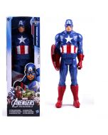 Marvel Captain America PVC Action Figure Model