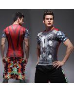 Marvel Thor Odinson Fitness T-Shirt - Men's