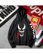Marvel Venom Pullover Hoodie Without Zipper