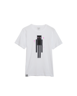 Minecraft Enderman Cotton Kids Tee Shirt