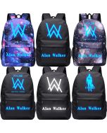 Music DJ Comedy Alan Walker Faded Backpack High Quality School Bag