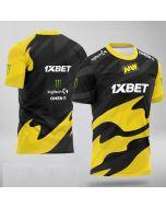 Natus Vincere Pro Jersey Uniform Navi Tee Shirt
