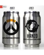Overwatch Hanzo Stainless Steel Mug Cup