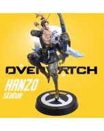 Overwatch Hanzo Statue Action Figure