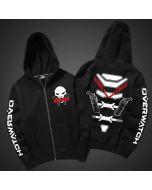 Overwatch Reaper Pullover Hoodie  Sweatshirt