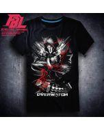 Overwatch Reaper Tee Shirt