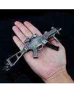 PUBG UMP9 Submachine Gun  Action Figure Keychain