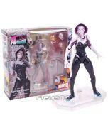 Revoltech Series NO.004 Spider Gwen Stacy PVC Action Figure
