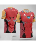 Team Liquid x MARVEL Iron Man Jersey