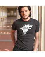 Winter is Coming Game of Thrones Wolf shirt