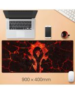 World of Warcraft Extra Large Gaming Mouse Pad Ultra Long Mouse Mat