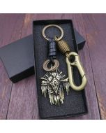 WOW The Symbol of Horde Badge Keychain