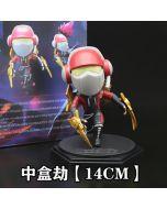 Zed League of Legend Action Figure Statue