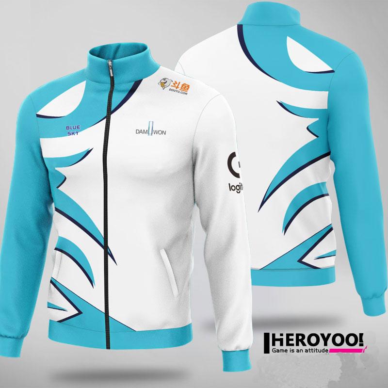Damwon Gaming Full Zip Jacket Outerwear