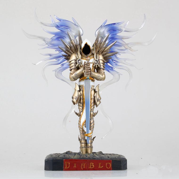 Diablo Tyrael PVC Action Figure