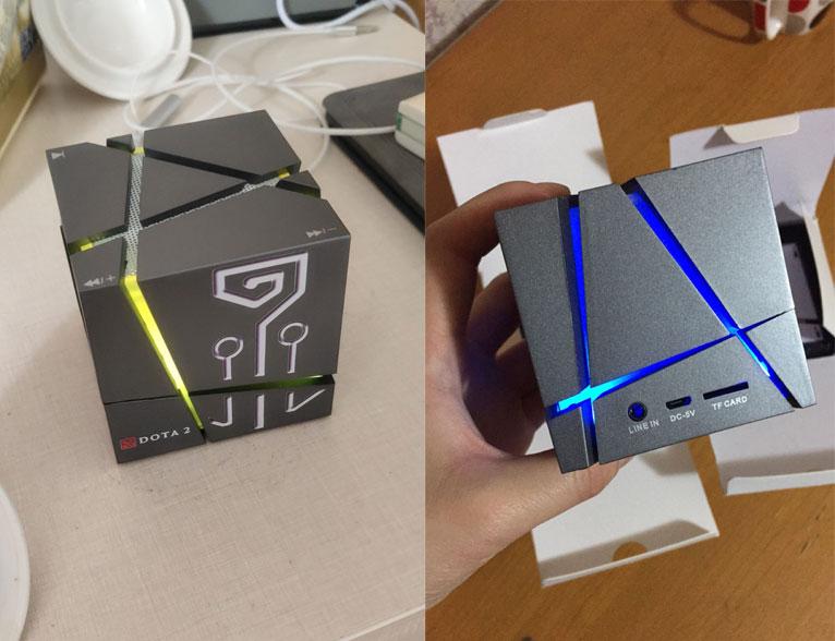 Dota 2 Bluetooth Speaker-7