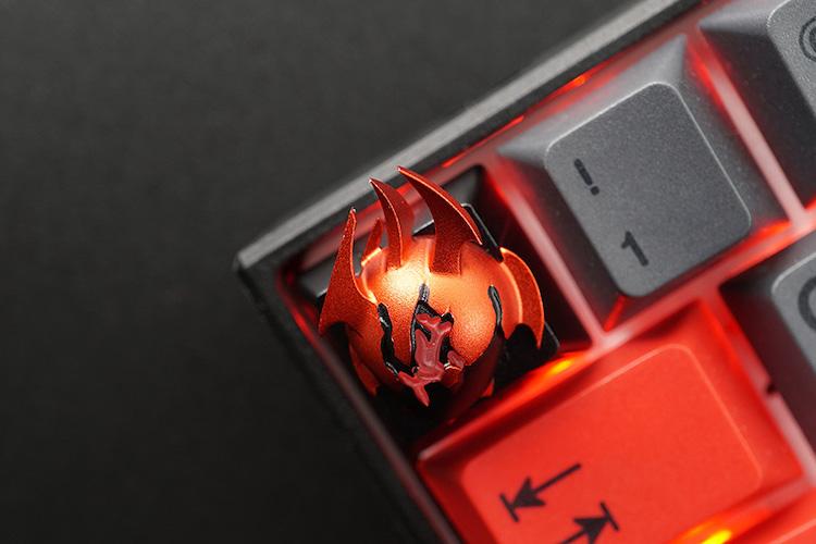 Dota 2 Heart of Tarrasque Mechanical Keycap