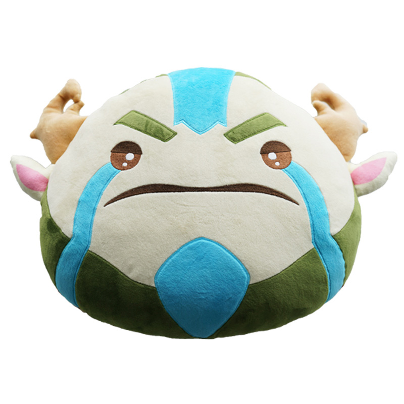 Dota 2 Nature's Prophet Soft Stuffed Plush Toy