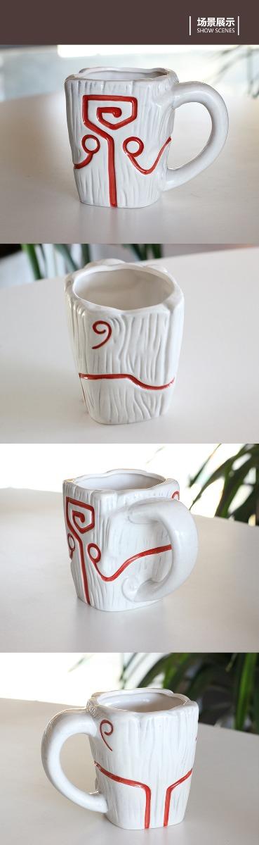 DOTA 2 Juggernaut Mug Ceramic Cup