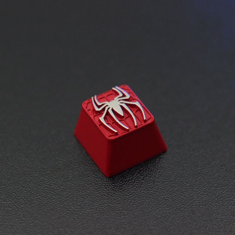 Marvel Spider-Man Mechanical Keycap