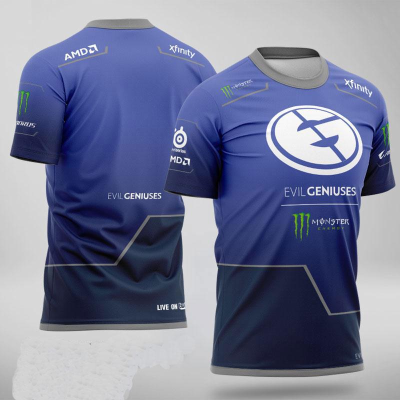 Team Evil Geniuses Jersey Short Sleeve T-shirt