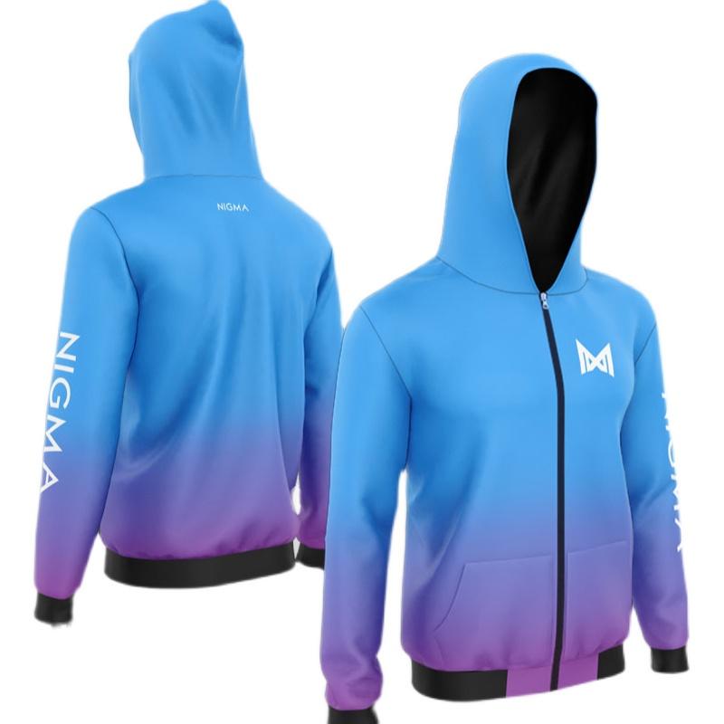 Team Nigma Player Full Zip Jacket Outerwear