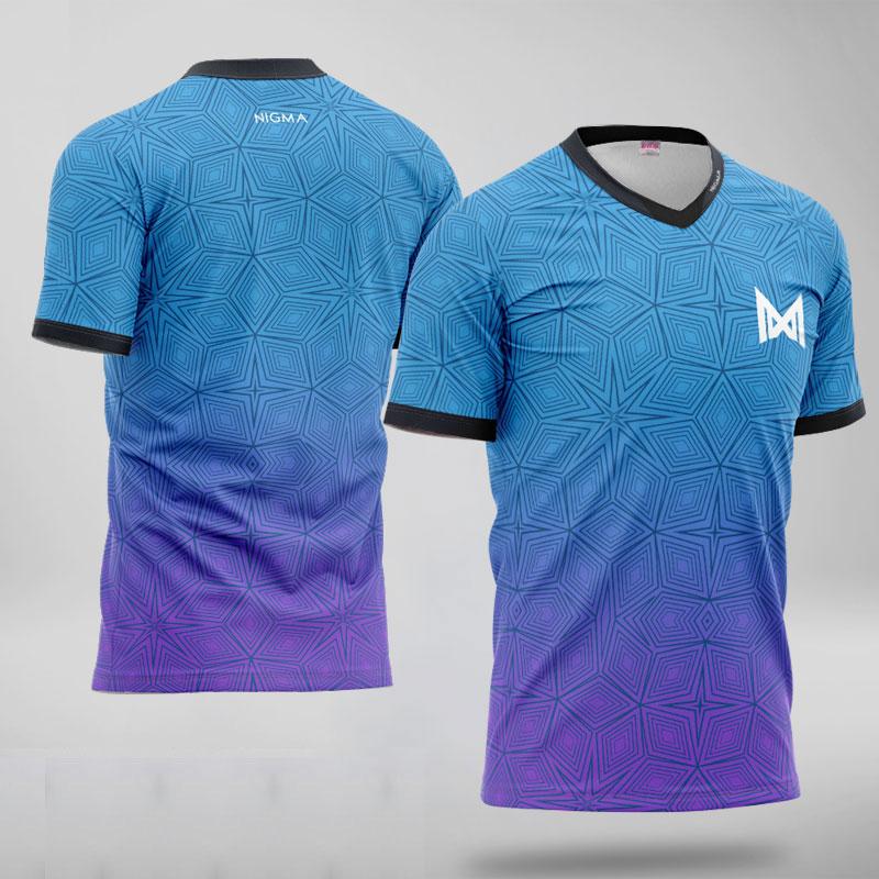 Team Nigma Player Jersey Short Sleeve T-shirt